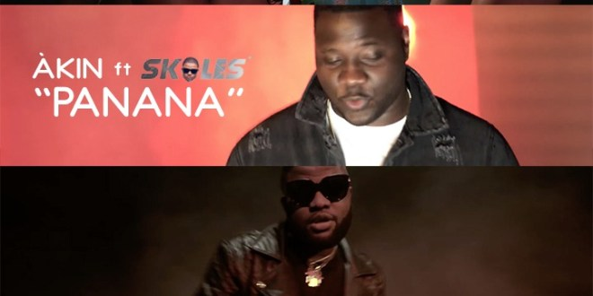 [VIDEO | AUDIO] Akin ft Skales – Panana