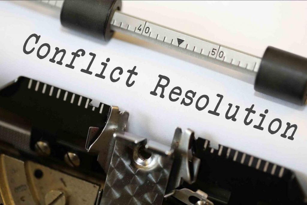 Introduction to Conflict Resolution