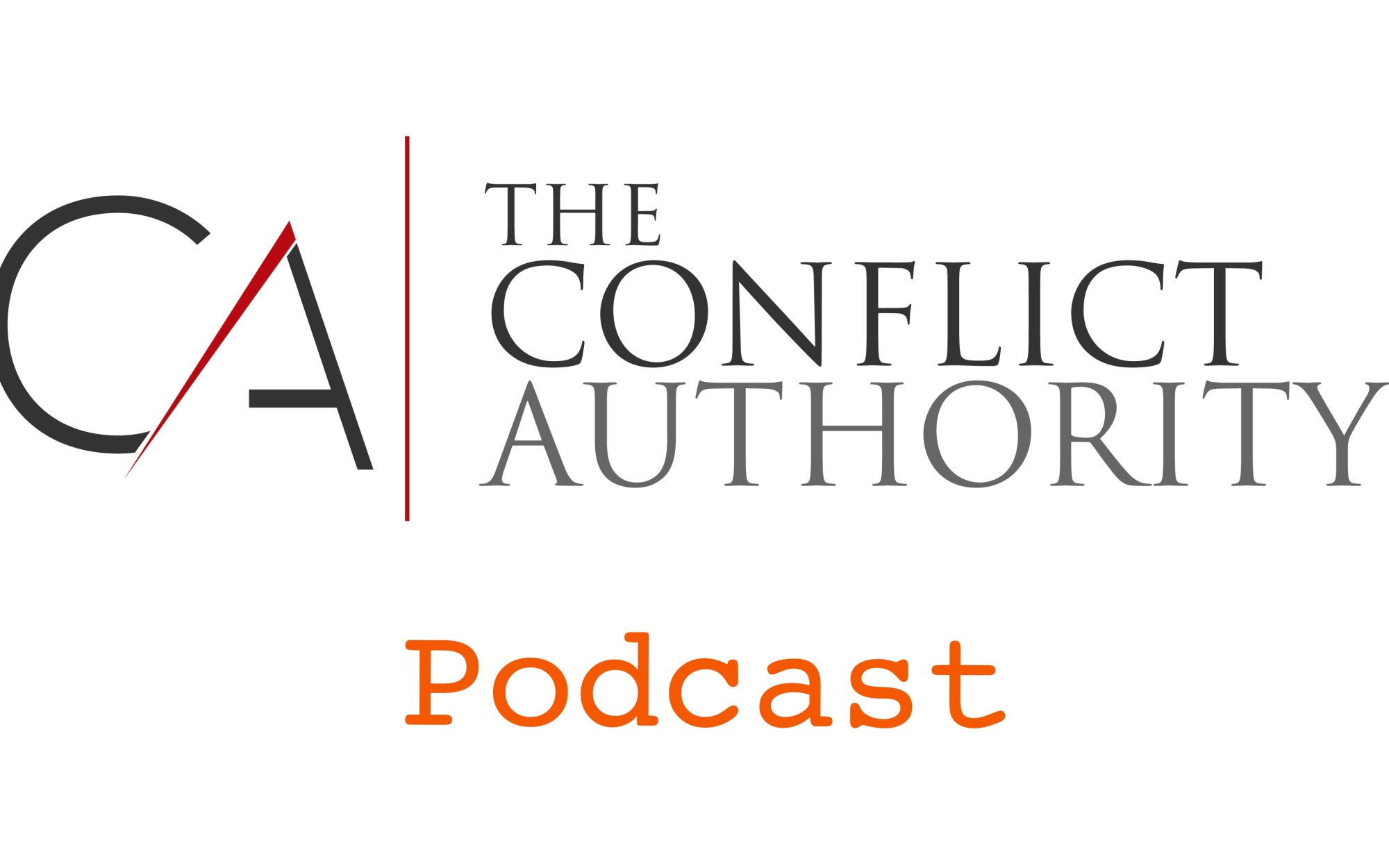 The Conflict Authority Podcast