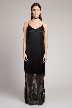 Kate Silk Slip Dress