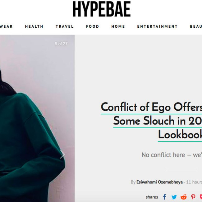 Press - Hypebae
