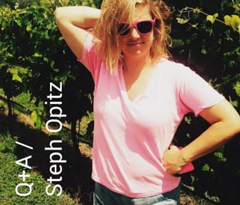 201509 Q+A _Steph Opitz