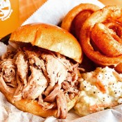 CBC Hickory Smoked Pulled Pork Sandwiches
