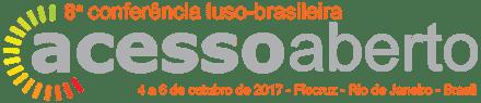 8ª Conferência Luso-Brasileira sobre Acesso Aberto
