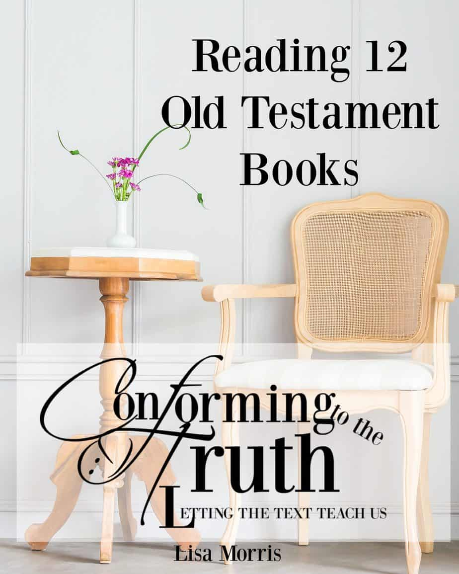 Reading 12 Old Testament Books