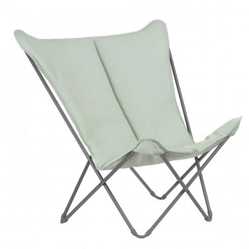 fauteuil lounge sphinx jade structure titane lafuma