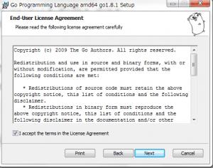 Go言語入門と使い方
