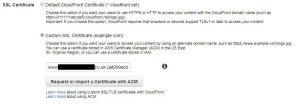 AWS Route53で取得した独自ドメインをSSL化する