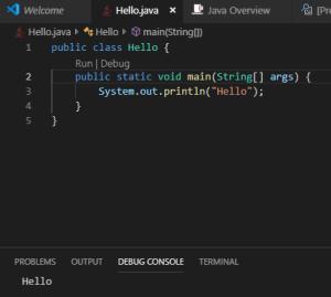 Visual Studio Code Installer for Javaがリリースされました