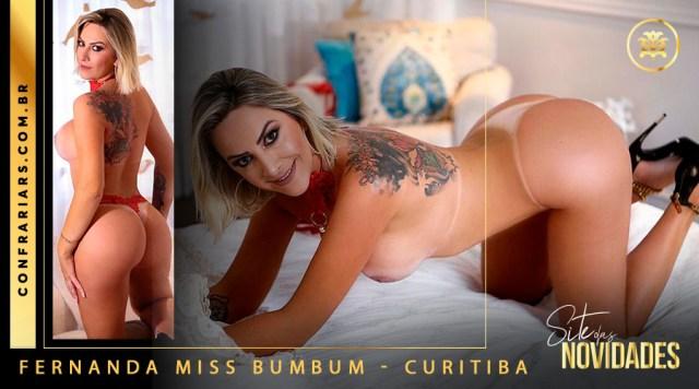 Fernanda acompanhante curitiba