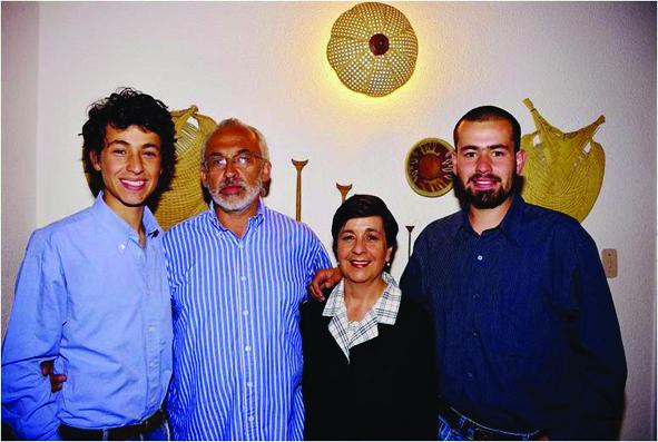 Familia Calvo