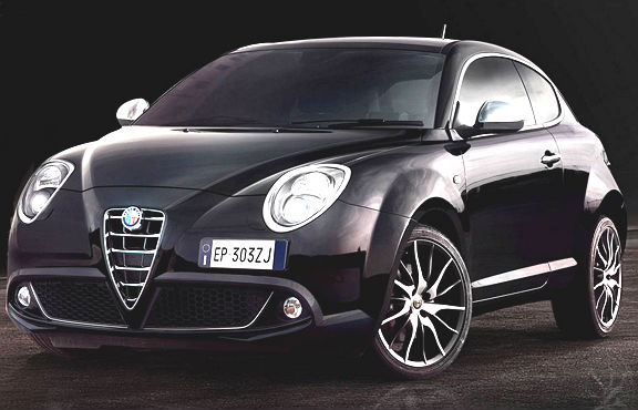 alfa mito i 5 modelli a confronto confronto automobili. Black Bedroom Furniture Sets. Home Design Ideas