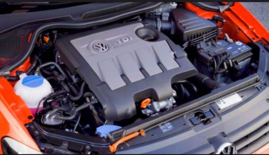 nuovi motori polo Volkswagen