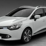 Clio Sporter bianca