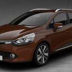 Renault clio sporter marrone