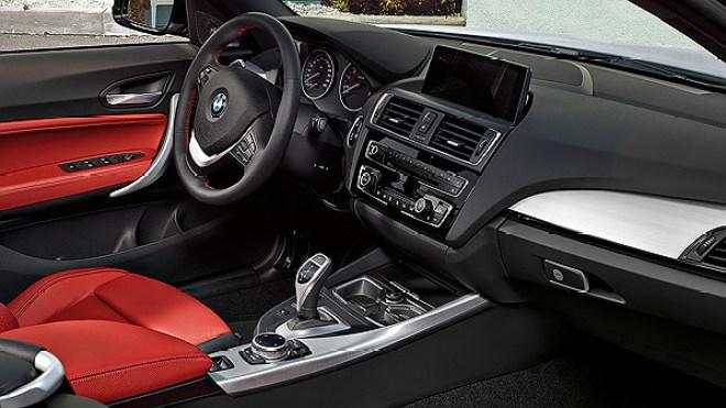 interni bmw serie 2 cabrio