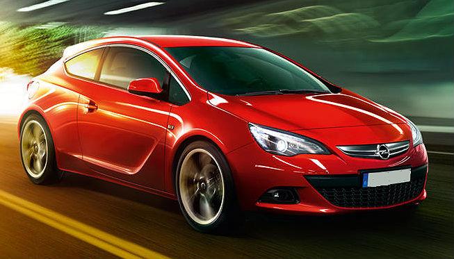 Opel Astra GTC e Reanult Megan Coupe a Confronto