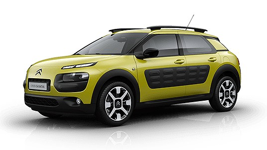 citroen c4 cactus e le versioni feel live e shine a confronto. Black Bedroom Furniture Sets. Home Design Ideas