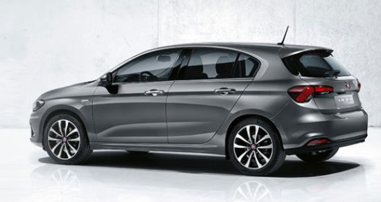 Nuova Fiat Tipo Station Wagon