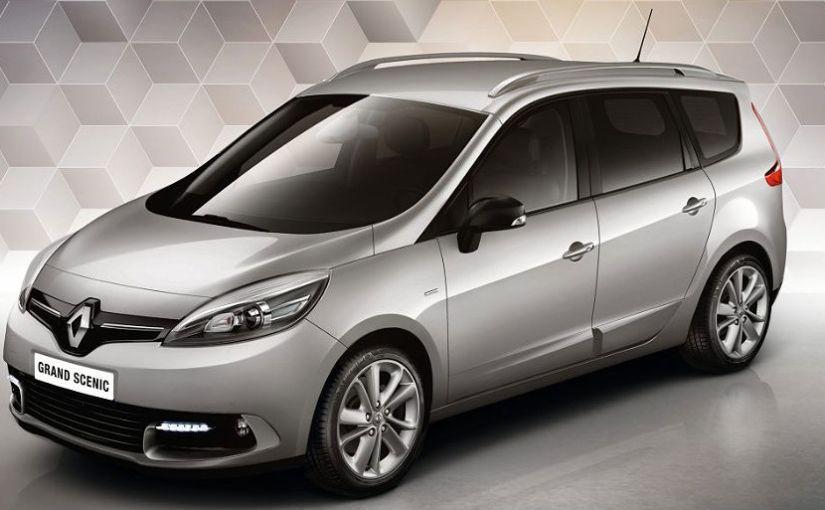 Renault Scenic e Scenic xMod a Confronto