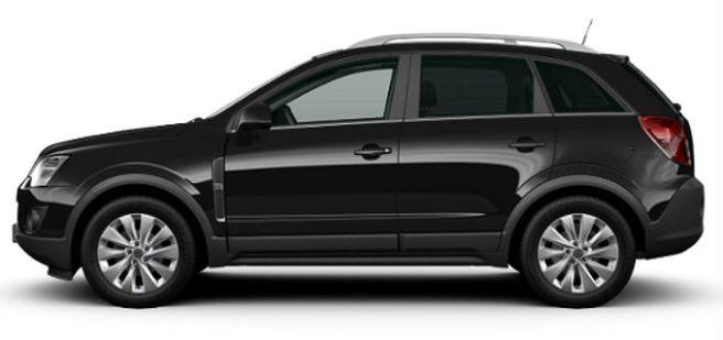 Opel Antara Black