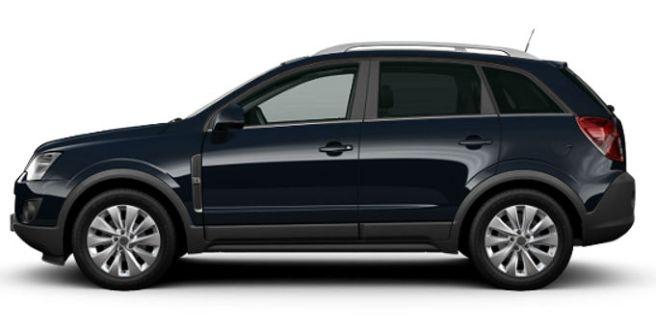 Opel Antara Blue