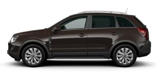 Opel Antara marrone