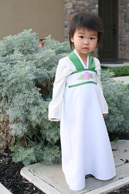 Toph dress