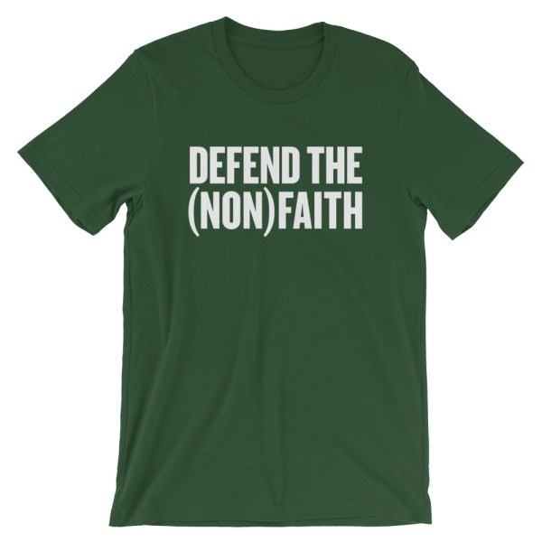 Confusianity • Defend the Nonfaith