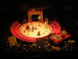 A Playmobil circus