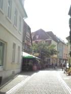 A street in Weinheim