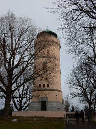 Bruderholz water tower