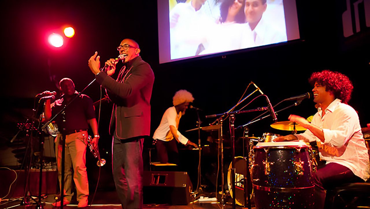 Gerardo Contino at Drom, NYC.  August 18, 2011