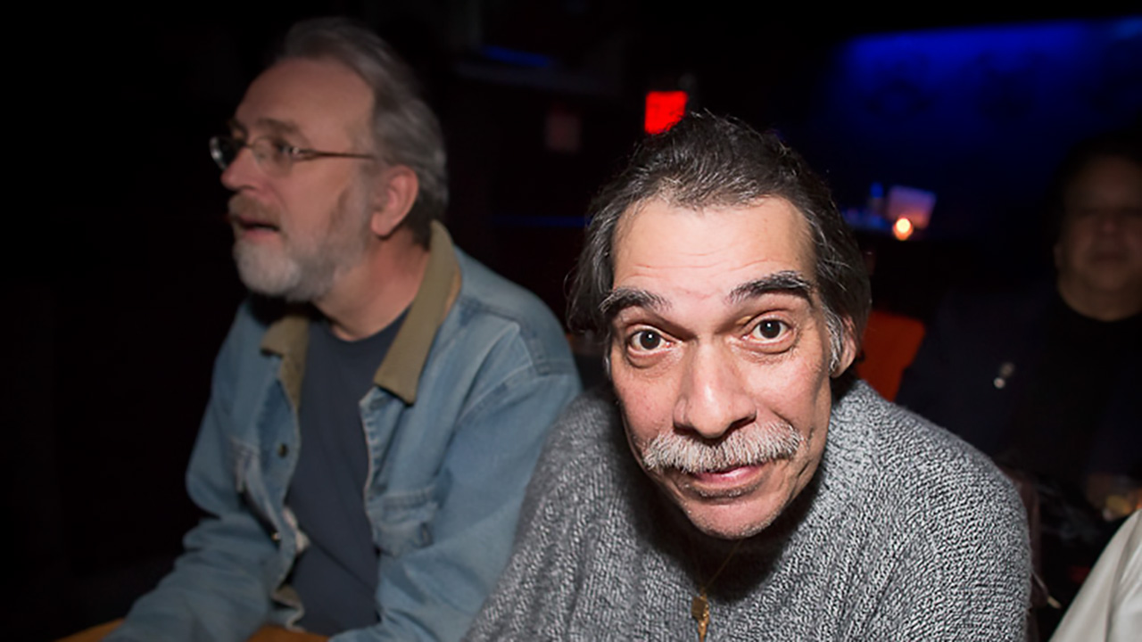 Dave Valentin benefit at Le Poisson Rouge, NYC.  May 7, 2012