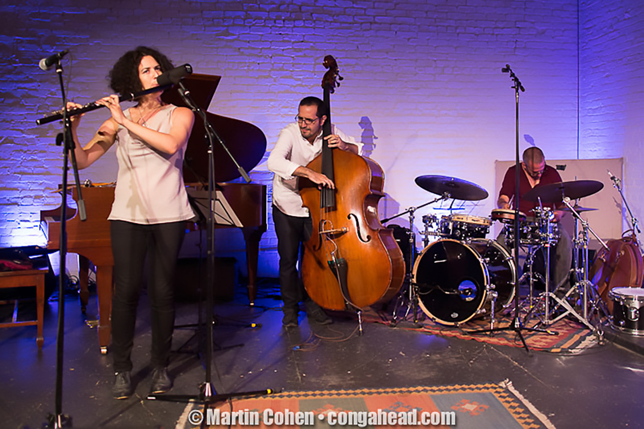Hadar Noiberg at ShapeShifter Lab.  September 9, 2012