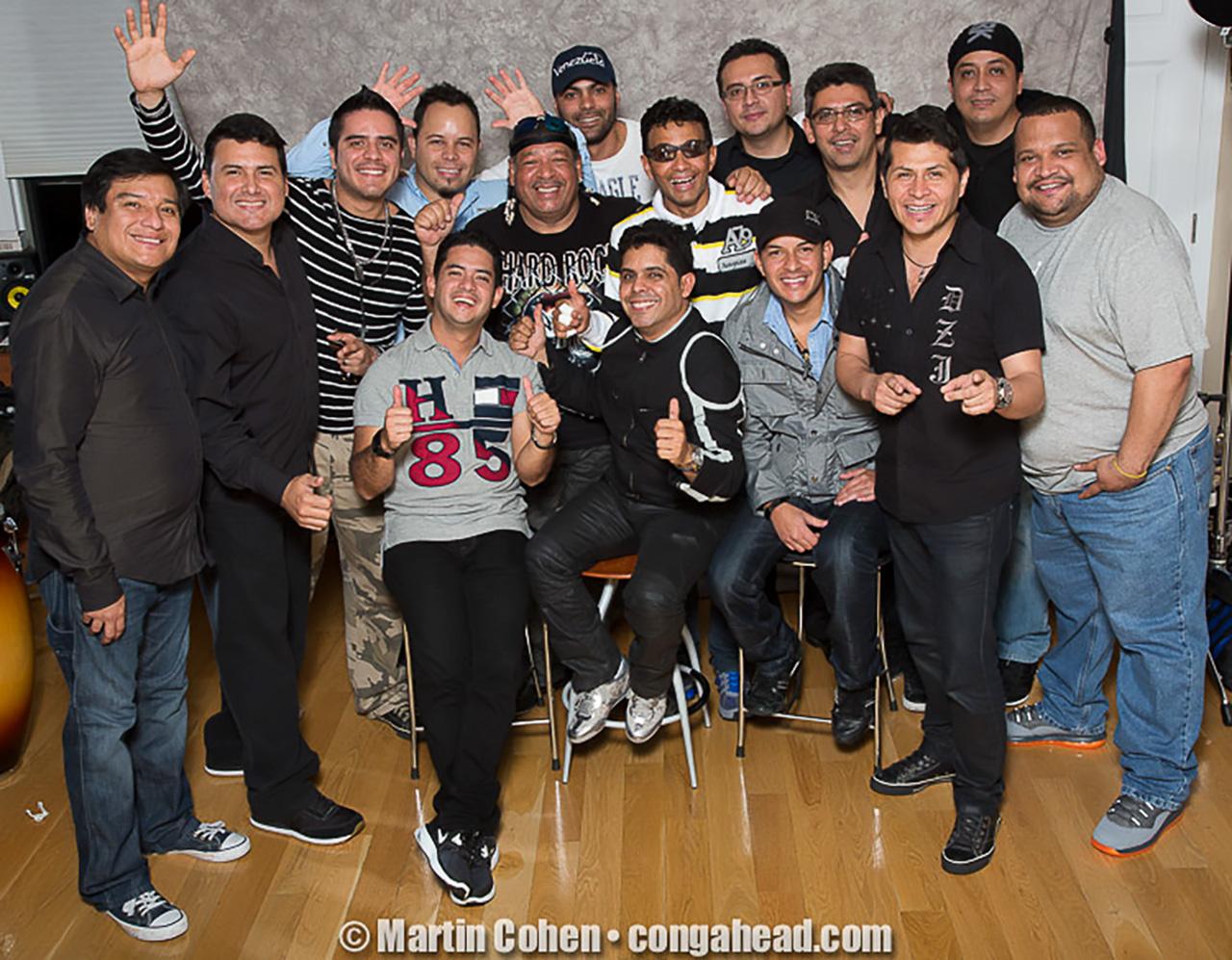 Porfi Baloa y sus Adolescentes.  10/12/2012