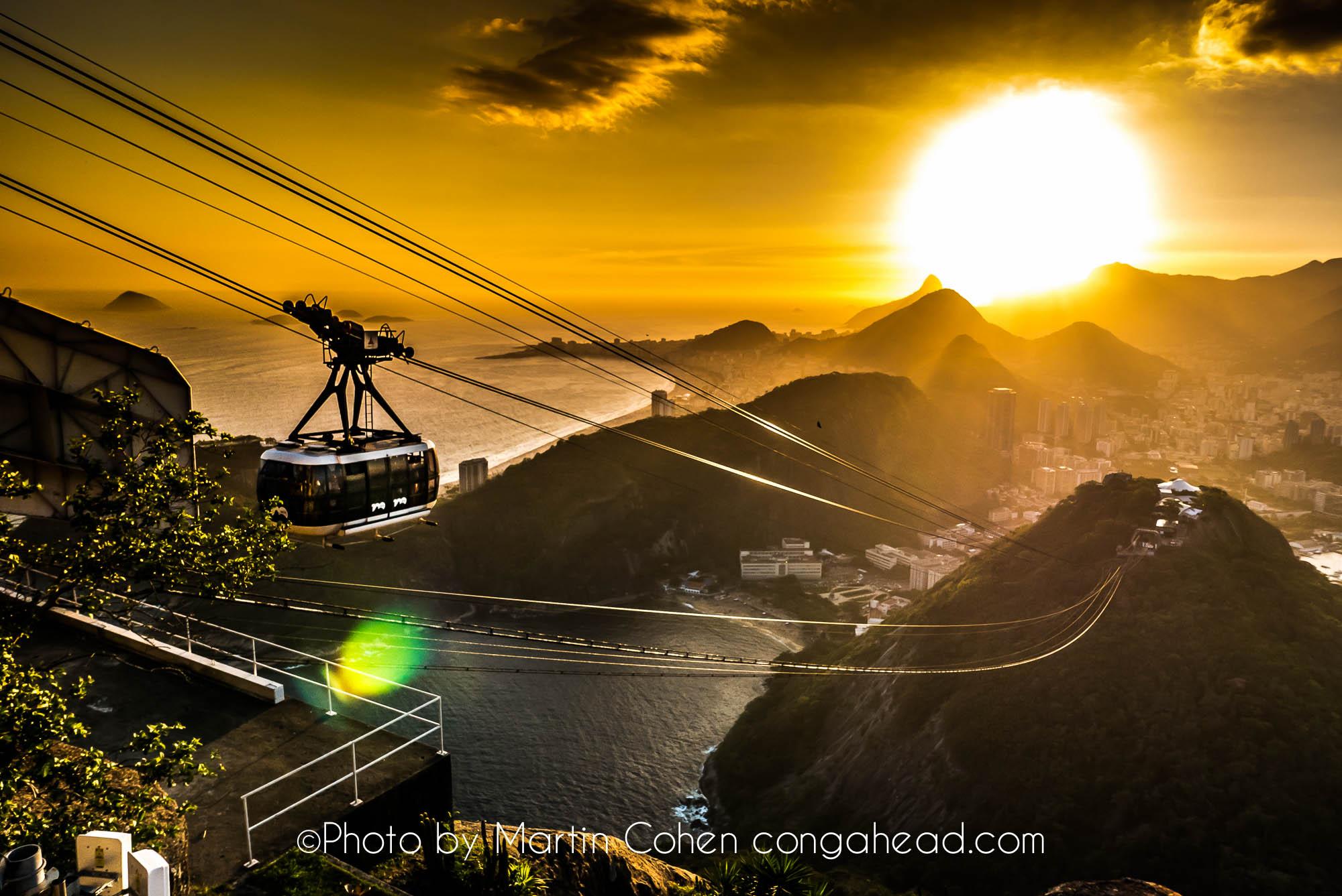 Rio de Janeiro, Brazil.  December, 2014.