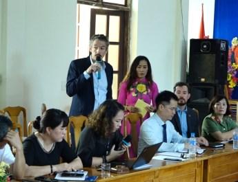 Quảng Bình – Đối thoại cộng đồng về phòng chống mua bán người và di cư trái phép