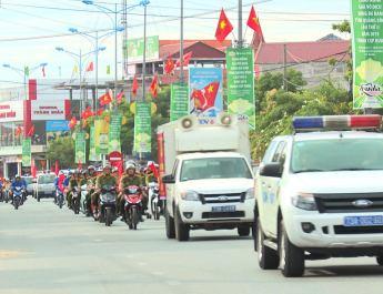 Công an thị xã Ba Đồn phát động đợt cao điểm ra quân tấn công trấn áp tội phạm ma túy