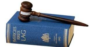 Luật Thụy Điển