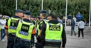 cảnh sát Thuỵ Điển