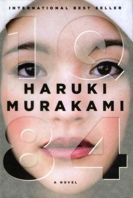Book #1 1Q84 by Haruki Murakami