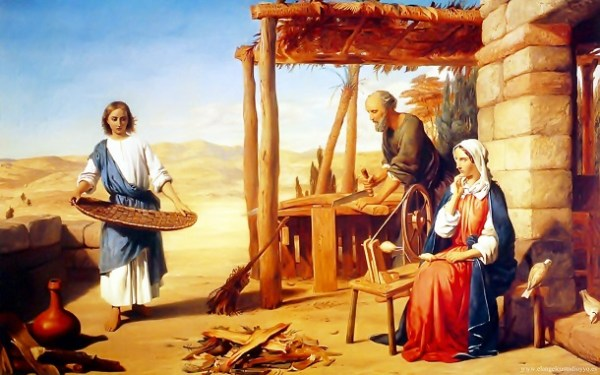 Gia Đình Chúa Giêsu theo tường thuật của các Tin Mừng