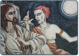 """Giáo Lý Lòng Chúa Thương Xót – Mùa Chay """"Cám Dỗ Trong Đời Sống"""""""