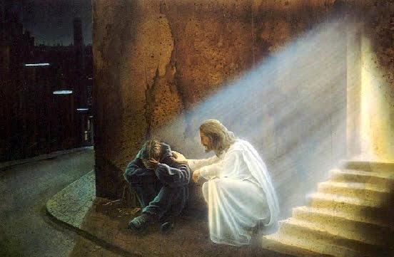 Chúa Giêsu chạnh lòng thương chữa lành và tha thứ 2
