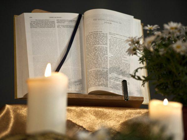 Lời chúa hàng ngày - ngày 12 tháng 04: Thứ tư tuần thánh