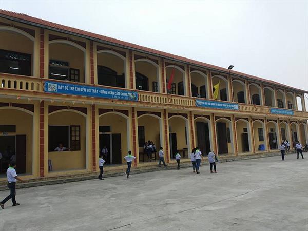 Trường giáo lý xứ Động Linh - Nơi ươm mầm đức tin