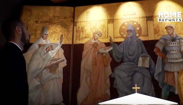Vẽ tranh các thánh bằng nhiếp ảnh và đồ họa hiện đại 2