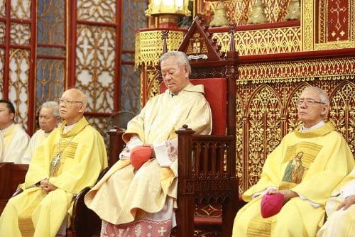 Đức Hồng Y Phê-rô dâng Thánh lễ tạ ơn, kết thúc sứ vụ mục tử