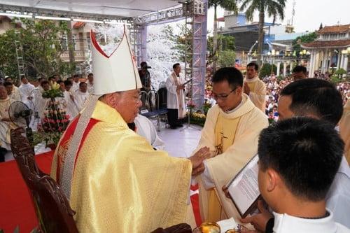 Giáo phận Hải Phòng: Thánh lễ Truyền chức Linh mục 2018